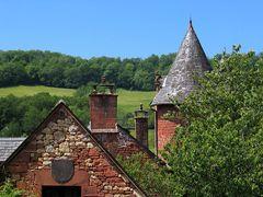 Les toits de Collonges by <b>Phil©</b> ( a Panoramio image )