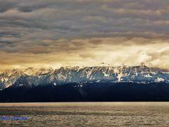 Lac Leman/FRANSA  by <b>Adem Dogan</b> ( a Panoramio image )
