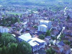 Gornji dio grada i Nikoljac by <b>bijelopolje</b> ( a Panoramio image )