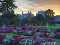 Madrid: Jardines del Buen Retiro by <b>shmbor</b> ( a Panoramio image )