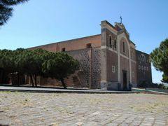 """Chiesa di Santa Maria dell""""Alto. Paterno, Catania. by <b>Nicola e Pina in Sicilia</b> ( a Panoramio image )"""