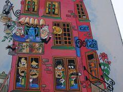 """""""Det R?de Hus"""" (2007) by <b>-HARMONSA-</b> ( a Panoramio image )"""