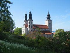 Visby Domkyrka S:ta Maria by <b>Stig Erixon</b> ( a Panoramio image )