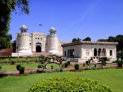 Lahore Fort  by <b>Hafeezmj</b> ( a Panoramio image )