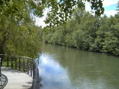 El rio Duraton en Penafiel by <b>Angel Madrileno</b> ( a Panoramio image )