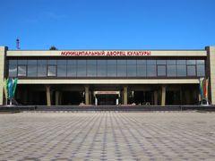 Назрань. Муниципальный дворец культуры by <b>zhivik89</b> ( a Panoramio image )