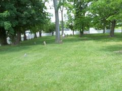 Old Baptist Church Cemetery aka Dey (public) by <b>info@grantlib.org</b> ( a Panoramio image )