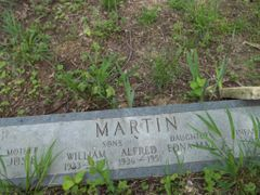 Meeks-Martin Graveyard (private) by <b>info@grantlib.org</b> ( a Panoramio image )