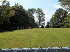 Mt. Olivet Cemetery aka Scroggins & Fortner Graveyard (private) by <b>info@grantlib.org</b> ( a Panoramio image )