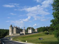 Chateau de Montpoupon by <b>FX TREUILLE</b> ( a Panoramio image )