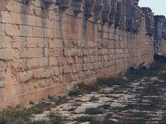Libya: Cyrene - Street of King Battus I (1981) by <b>Maciejk</b> ( a Panoramio image )