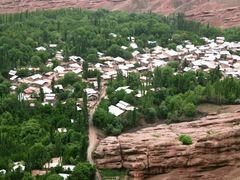 gazor-khan village - ordibehesht 2567 by <b>bache mahal</b> ( a Panoramio image )