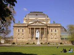 Hessisches Staatstheater / Hessian State Theatre - Wiesbaden by <b>willytown</b> ( a Panoramio image )