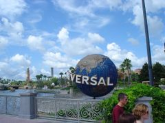 Universal Studios Florida, acceso by <b>Agustin Pedrote</b> ( a Panoramio image )