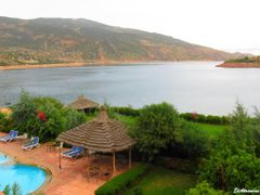 Chems Hotel du lac Bin El Ouidane by <b>elakramine</b> ( a Panoramio image )