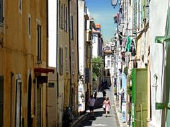 Marseille, le Refuge du Panier by <b>Pom-Panoramio? YES !</b> ( a Panoramio image )