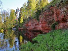 Сиверский. Река Оредеж by <b>Andrej Antipin</b> ( a Panoramio image )