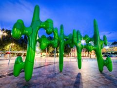 The Green Cactus by <b>S?ren Terp</b> ( a Panoramio image )