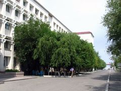 Camp of State University(Petroleum Department) by <b>arle</b> ( a Panoramio image )