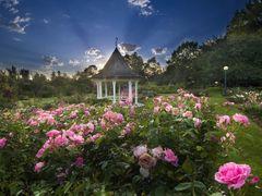 "Bush""s Pasture Park  gazebo by <b>Ron Cooper</b> ( a Panoramio image )"
