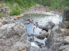 """Johnson""""s Shut-Ins State Park by <b>Bruce Ellerin</b> ( a Panoramio image )"""