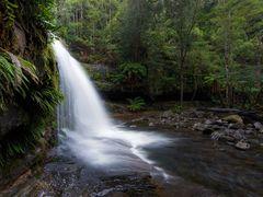 Liffey Falls by <b>steveaxford</b> ( a Panoramio image )