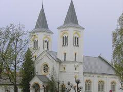 Rezekne Catholic Church by <b>vipe</b> ( a Panoramio image )