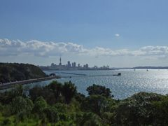 1438 Auckland, view to the city from Bastion Point by <b>Daniel Meyer</b> ( a Panoramio image )
