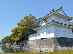 Nijo castle corner by <b>Dr.Azzouqa</b> ( a Panoramio image )