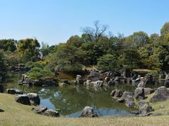 Nijo castle garden by <b>Dr.Azzouqa</b> ( a Panoramio image )