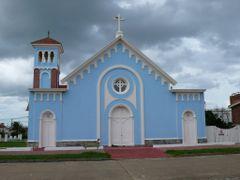 Iglesia de La Candelaria, Punta del Este, Uruguay by <b>Ana Padorno</b> ( a Panoramio image )