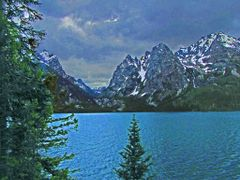 Jenny Lake, Grand Teton National Park by <b>idahodon</b> ( a Panoramio image )