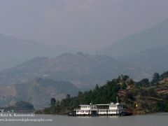 Yangtze River- view from cruise- four days sailing upstream from by <b>Rafal K. Komierowski</b> ( a Panoramio image )
