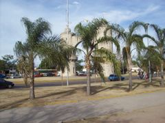 Arco Historico de la entrada a la ciudad de Cordoba.- (Foto: Fra by <b>Frank Boore</b> ( a Panoramio image )