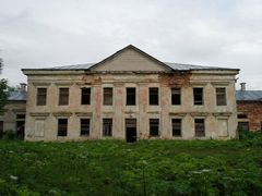 Дворец Радзивилов, вид со двора  by <b>ZoMBiE in METAL</b> ( a Panoramio image )