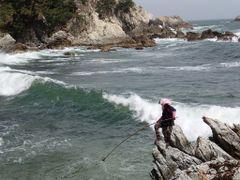 Fishing for Sea-Weed by <b>Raki_Man</b> ( a Panoramio image )