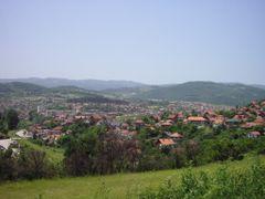 Kursumlija panorama by <b>stancha</b> ( a Panoramio image )