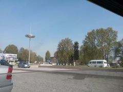 Goycay Toti marketin yani by <b>tural.abdulkerimov</b> ( a Panoramio image )