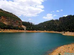 Aguelmane Azigza  lake by <b>elakramine</b> ( a Panoramio image )