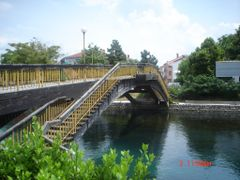 Wooden bridge by <b>Ahmet Bekir</b> ( a Panoramio image )