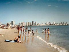 """""""Playa de Punta del Este"""" Uruguay. by <b>©Chaydee</b> ( a Panoramio image )"""