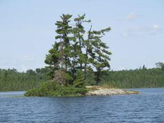 Picnic Island, Elbow Lake, MN by <b>Dunraven</b> ( a Panoramio image )