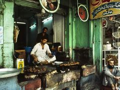 Peshawar - The Ventilated  Snack Factory by <b>zerega</b> ( a Panoramio image )