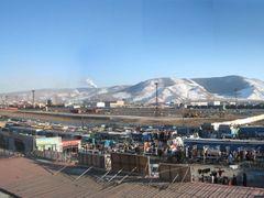 Kharkhorin market by <b>Batjav Tsanjid</b> ( a Panoramio image )