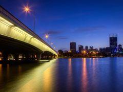 Narrows Bridge by <b>S?ren Terp</b> ( a Panoramio image )