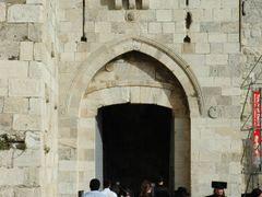 La Porte de Jaffa (19 avril 2008). by <b>Christophe Trinquier</b> ( a Panoramio image )