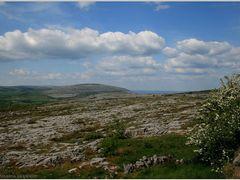Ireland Co. Clare - The Burren Karst limestone region - Karstlan by <b>Marina Frintrop</b> ( a Panoramio image )
