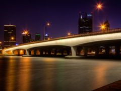 Narrows Bridge by <b>S?ren Terp</b> ( a Panoramio image )