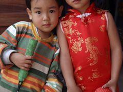 Boy & Girl, Luang Prabang, Laos by <b>Placebo</b> ( a Panoramio image )