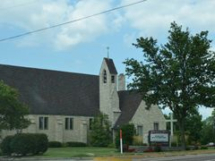 Immanuel Lutheran Church by <b>Buddy Rogers</b> ( a Panoramio image )